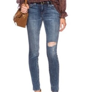 Current/Elliott ankle skinny cheville Jeans